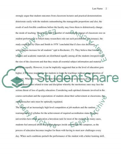 university essay examples
