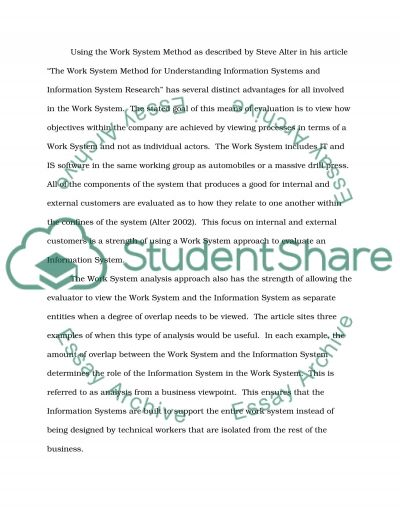 Importance of effective research essay example