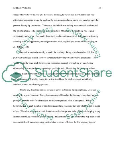 Hvac design thesis