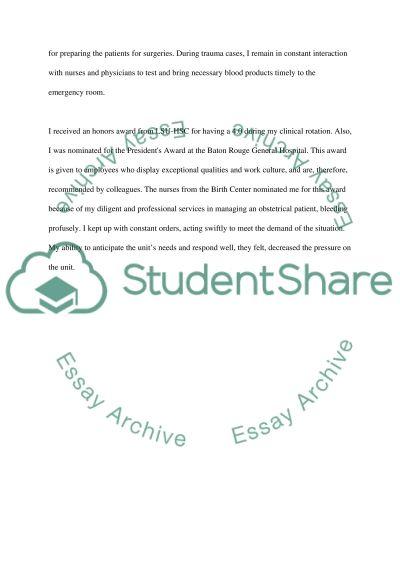 Volunteering Service essay example