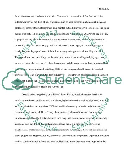Essay on rescue operation