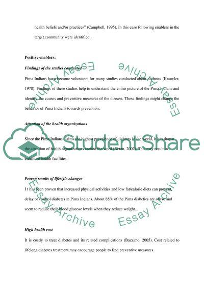 health education program essay example  topics and well written  health education program