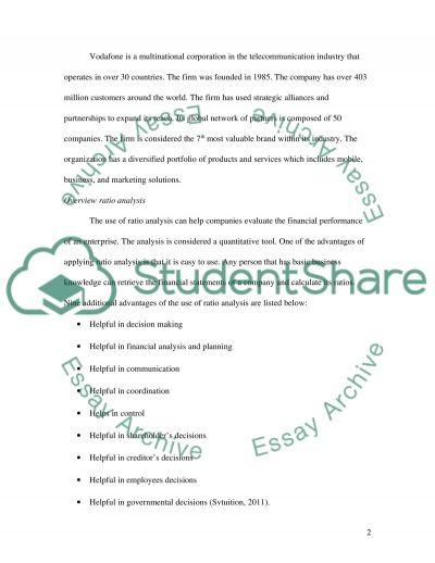 Coroporate finance essay example