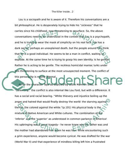 ceremony silko essay topics