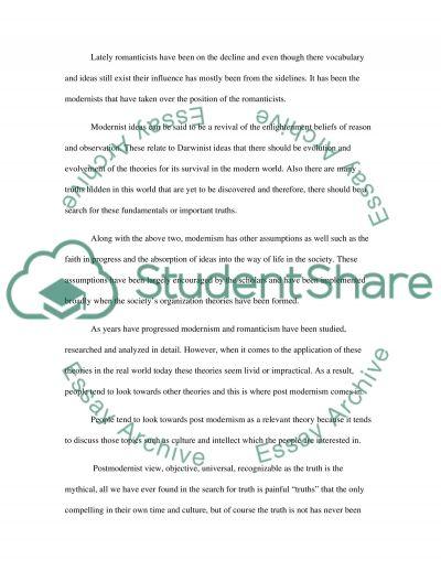 Advance organizational behaviour essay example