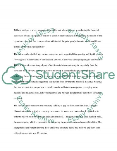 Financial and Strategic Management of Projects essay example