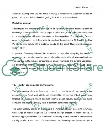 Marketing and Distribution Management Essay example