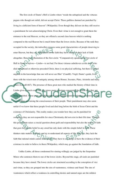 well written essay example how to write an excellent essay the  dante inferno essay example topics and well written essays