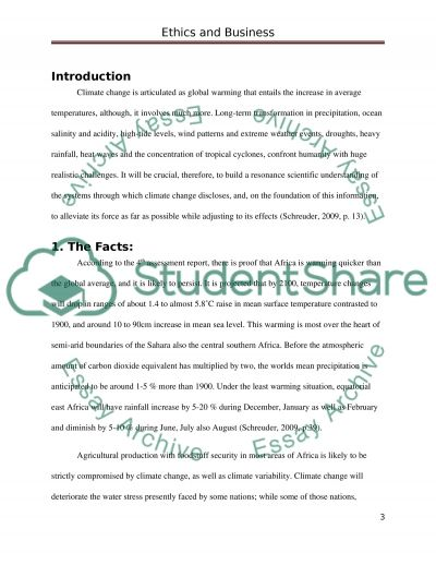 essay points on global warming Essay on causes and effects of global warming global warming as being a huge environmental issue, it has become very necessary.
