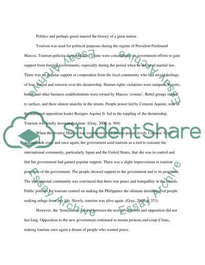 Public policy essay example