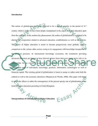 Essay of study plan