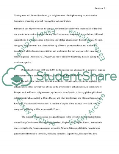 essay on the enlightenment period Immediately download the enlightenment (age) summary, chapter-by-chapter analysis, book notes, essays, quotes, character descriptions, lesson plans, and more.
