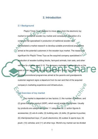 Exploring Customer Attitude essay example
