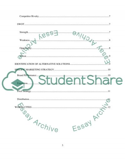 Case Study - Just US essay example