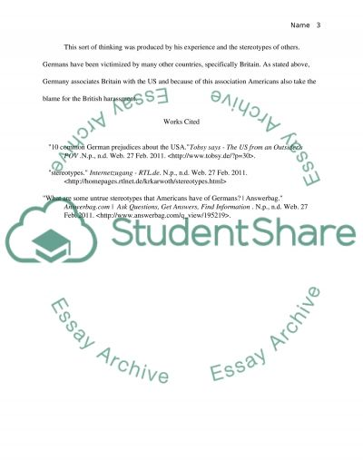 stereotyping teenagers essay
