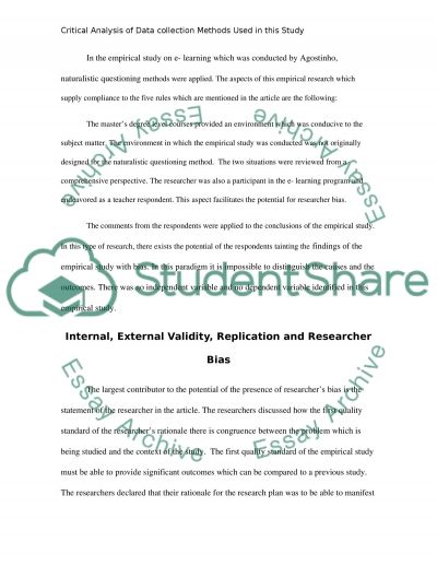 a conducive learning environment essay A conducive learning environment an online and/or adult student must have an  internal control psych to motivate themselves to continue and.