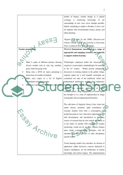 Compliance Standards in Education essay example
