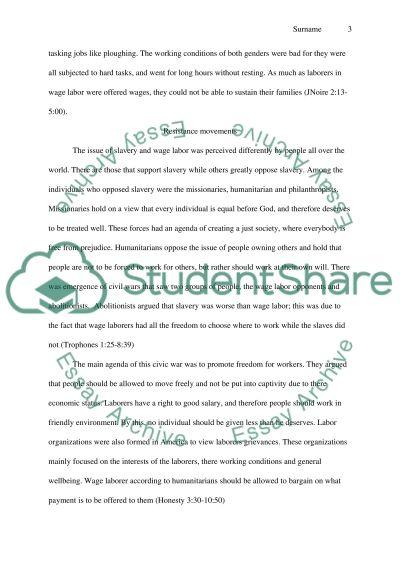 slavery in colonial america essay in colonial america essay