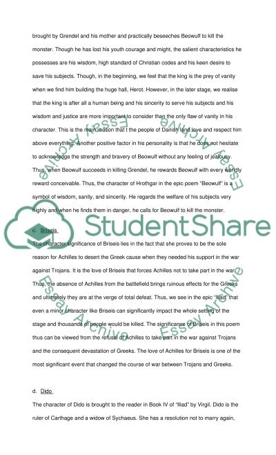 three kinds of students essay