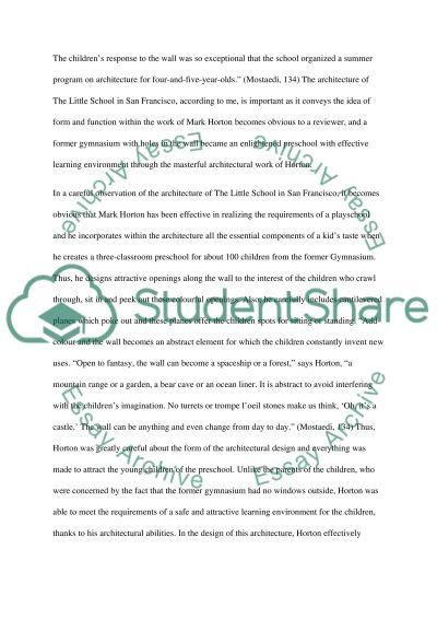 Review essay essay example