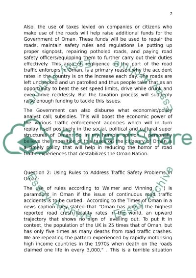 Public Policy Formation and Analysis essay example
