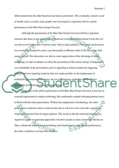 Critical thinking art paper