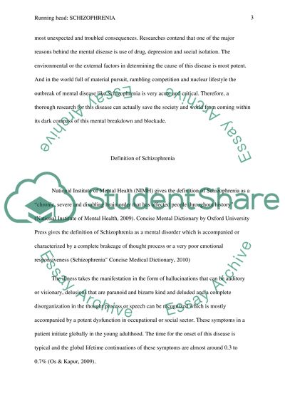 English Persuasive Essay Topics Schizophrenia Essay Essay Examples High School also Examples Of A Thesis Statement For A Narrative Essay Schizophrenia Essay Example  Topics And Well Written Essays    Genetically Modified Food Essay Thesis