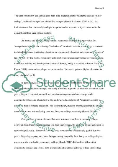 Comp. Exam essay example