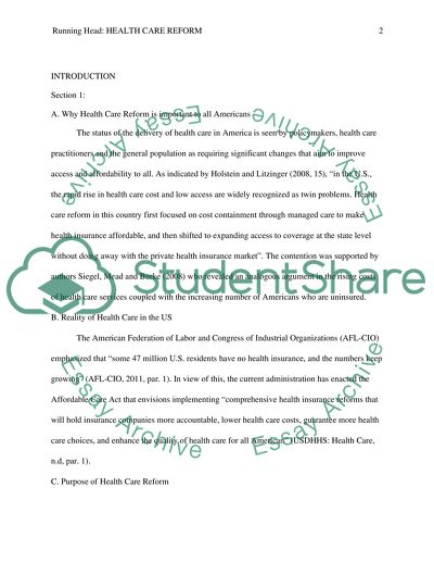 A good thesis statement for an expository essay