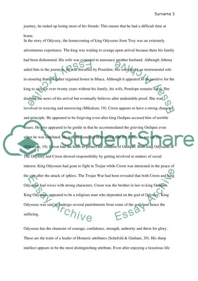 odysseus research paper 2018-05-14 how to write a research paper when studying at higher levels of school and throughout college, you will likely be asked to prepare research papers a.