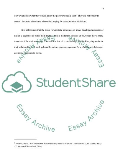 Response to Students Posting