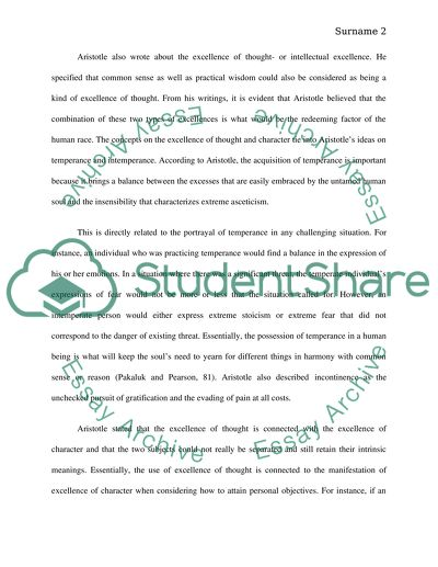 Aristotlenz Essay Example  Topics And Well Written Essays   Words Aristotlenz Example Of Thesis Statement For Essay also Narrative Essay Topics For High School  Business Plan Writing Services Reviews