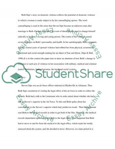 Book report essay example