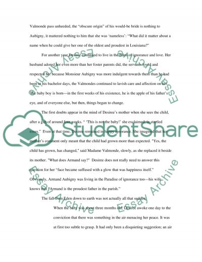 Exclusion in On Being Brought from Africa to America and Desires Baby essay example