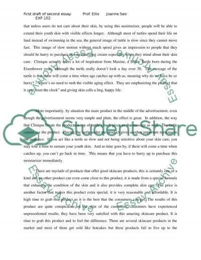 Clinique essay example