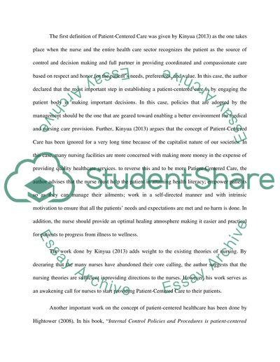 Concept essay topics