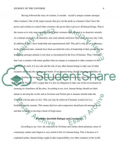 Essay journey through high school