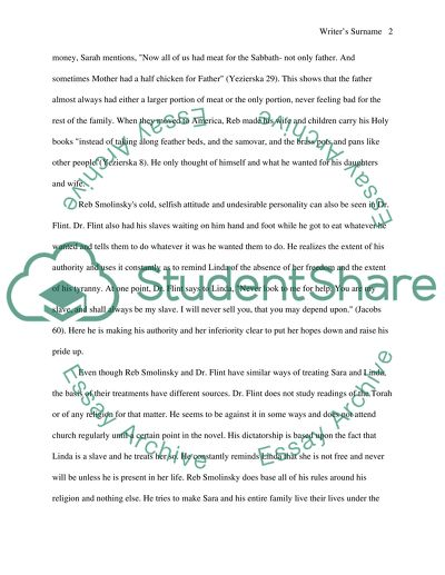 Sample Of An Essay Paper Bread Givers By Anzia Yezierska High School Argumentative Essay Topics also What Is The Thesis Statement In The Essay Bread Givers By Anzia Yezierska Essay Example  Topics And Well  Topics Of Essays For High School Students