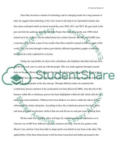 Description Essay