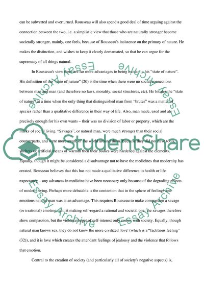 Advanced English Essays Discuss Rousseau And Either Tolstoy Or Sartre Spm English Essay also Christmas Essay In English Discuss Rousseau And Either Tolstoy Or Sartre Essay How To Write A Proposal Essay Paper