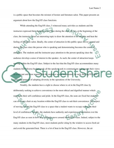 observation essay essay classroom time