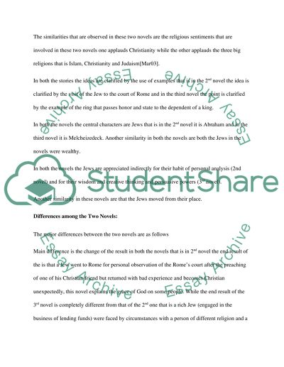Humanities Final Paper