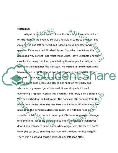 How To Write A High School Essay The Crucible Character Diary Project John Proctor What Is A Thesis Statement For An Essay also Independence Day Essay In English The Crucible Character Diary Project John Proctor Essay Thesis In An Essay