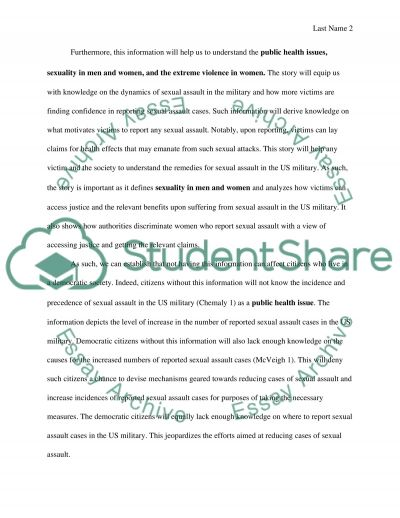 Project Censored essay example