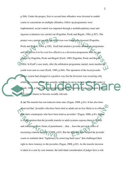 Essay 3 essay example
