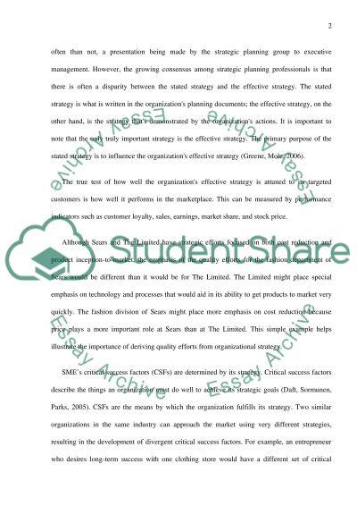 Development of smll nd medium sized enterprise essay example