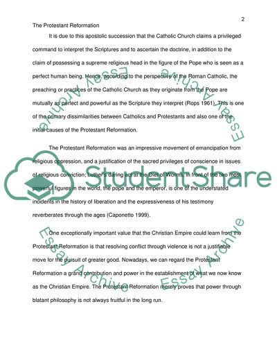 Business Communication Essay Discuss Causes Of The Protestant Reformationhow The Did These Causes Shape  The Basic Ideas English Essay Topics For Students also Corruption Essay In English Discuss Causes Of The Protestant Reformationhow The Did These  Essay Paper Help