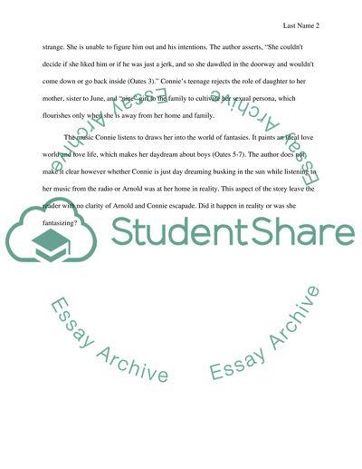 Short Response Paper