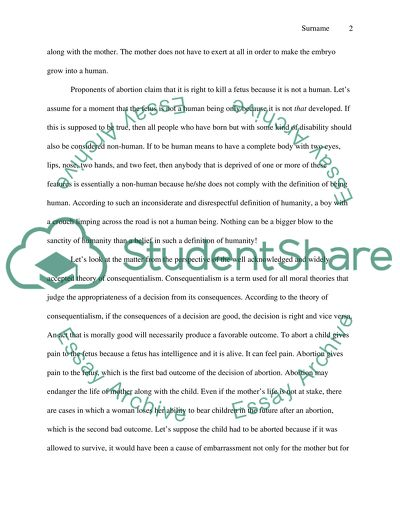 How To Write A Proposal Essay Outline Argumentative Essay Against Abortion Yellow Wallpaper Essay also Essays On Health Care Argumentative Essay Against Abortion Example  Topics And Well  English Essay Topics For College Students