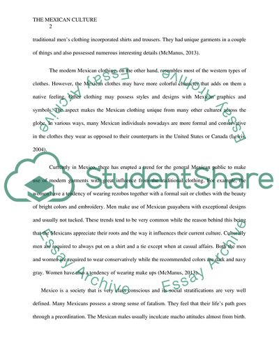 Compare And Contrast Essay About High School And College Fashion  Mexican Culture Teaching Essay Writing High School also How To Write A Good Thesis Statement For An Essay Fashion  Mexican Culture Essay Example  Topics And Well Written  Universal Health Care Essay